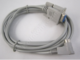 1761-CBL-PM02:Allen-Bradly Rockwell MicroLogix 1000 Series PLC programming cable(White)