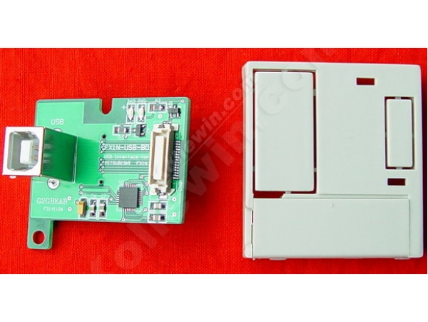 FX1N-USB-BD  USB interface board for Mitsubishi FX1N,with a USB interface on the expansion of PLC