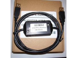 CA3-USBCB-01: Proface GP3000、ST3000(W)、 LT3000 etc series HMI programming cable
