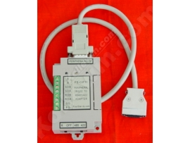 FS-CIF11:compatible with CPM1-CIF11/CIF12,the Peripheral port and RS232 to RS422/485 interface module for Omron PLC,It can use for CPM1A/2A,CQM1,C200H α etc series PLC