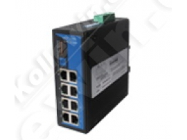 IES308 8-port Unmanaged Industrial Ethernet Switch