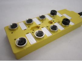 M12 Sensor Junction Box