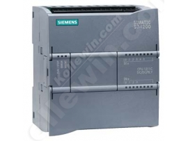 6ES7211-1HD30-0XB0 CPU 1211C, DC/DC/RELAY, 6DI/4DO/2AI