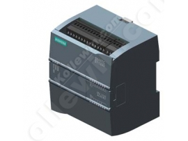 6ES7212-1BE31-0XB0 CPU 1212C, AC/DC/RELAY, 8DI/6DO/2AI