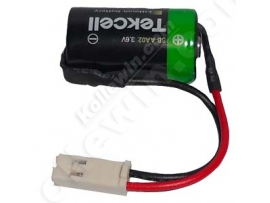 6ES7971-1AA00-0AA0 BACKUP BATTERY 3.6V/MIN. 0.85AH F.S7-300