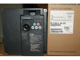 0.75KW High performance Mitsubishi frequency inverter FR-E740-0.75K