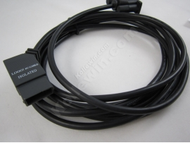 LOGO!PC-CABLE:RS232 isolated cable for Siemens LOGO! 6ED1 057-1AA00-0BA0
