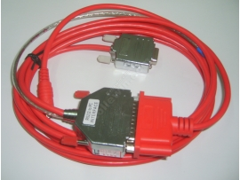 SC-09:RS232 programming cable for FX and A series PLC